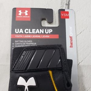 Under Armour Accessories - Under Armour Batting Gloves Youth Size Small UA